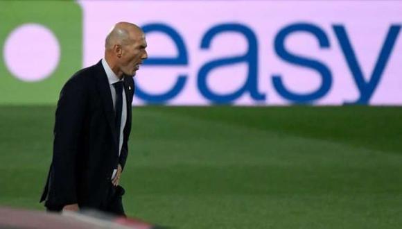 """Zidane, ZIDANE:""""DEMOSTRARON MÁS GANAS"""""""
